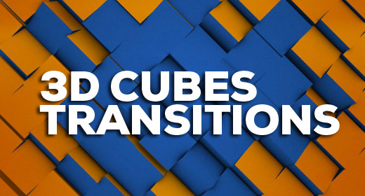Cubes Transition 04 - 1