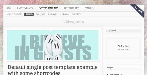 Frailespatique wordpress theme download