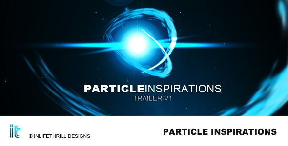 After Effects Project - VideoHive Particle Inspirations Trailer 69951