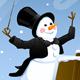 Snowman Conductor
