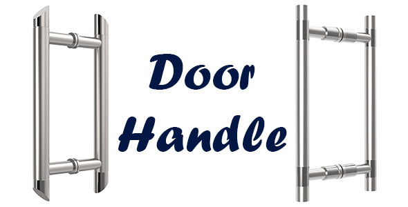 Door-Pool Handles - 3DOcean Item for Sale