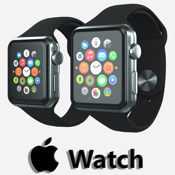 Apple watch v6 - 3DOcean Item for Sale