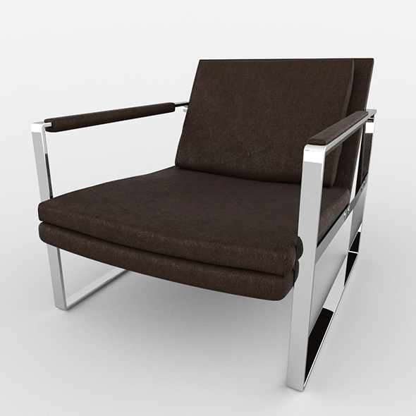 3DOcean Charles Chair 13993235