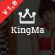 KingMa | Creative Business Onepage Drupal Theme - ThemeForest Item for Sale