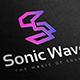 Sonic Wave Logo
