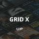 GRID X - Creative MultiPurpose Theme - ThemeForest Item for Sale