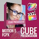 Cube Presentations for Apple Motion & FCP X