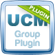 UCM Plugin: I-download ang Group Plugin