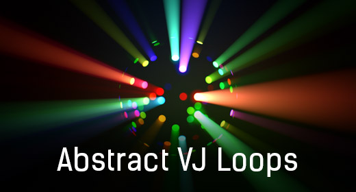 VJ Loops & Abstract Footages