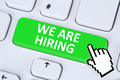 Hire we are hiring recruitment recruit online job search on internet