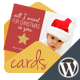 Celebration Cards - WordPress Plugin (former Christmas Cards)
