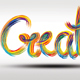 Creative Font and Brush