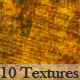 10 Tileable Abstract Paint Texture Patterns - GraphicRiver Item for Sale