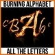 Alphabet in Fire - Only Initials - GraphicRiver Item for Sale