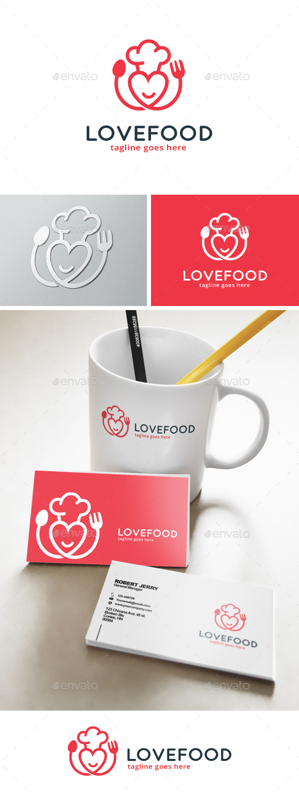 Food Lover Logo