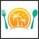 Oasis Restaurant Logo