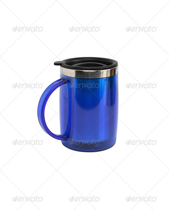 Coffee Thermos - Stock Photo - Images