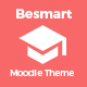 BeSmart - Education & Courses Moodle Theme - ThemeForest Item for Sale