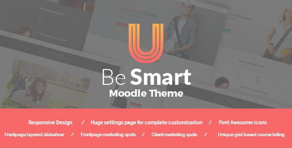 BeSmart - Education & Courses Moodle Theme