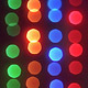 Party Lights Bokeh Abstract Background