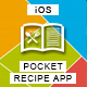 Pocket Recipe App With CMS - iOS