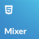Mixer - Multipurpose HTML Template