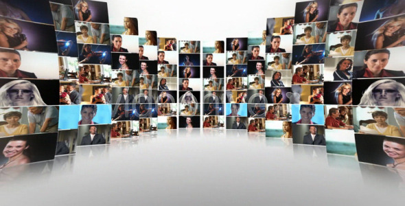 After Effects Project - VideoHive Mulit Screen Logo 1401476