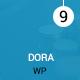 Dora Onepage Personal/Portfolio WordPress Theme