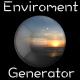 360º Enviroment Generator