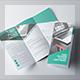 Kelancer Corporate Trifold Brochure