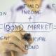 Bond Market, Fast Clip Art Illustration
