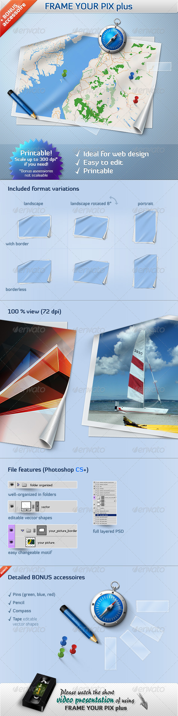 GraphicRiver Frame Your Pictures & 166489
