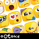 36 Square emoticons PACK - GraphicRiver Item for Sale