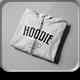 Hoodie Mock-up 2 卫衣花纹设-Graphicriver中文最全的素材分享平台