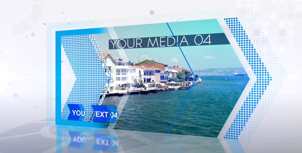 After Effects Project - VideoHive Motion Slides 1403844