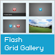 Flash Grid Gallery with Youtube and Vimeo Support - ActiveDen Item for Sale