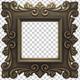 Vintage Artistic Picture Frames