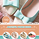Women Shoes Flyer / Magazin-Graphicriver中文最全的素材分享平台