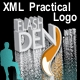 Xml Practical Logo effect - ActiveDen Item for Sale