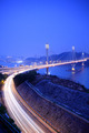 Ting Kau bridge at night, hong kong - PhotoDune Item for Sale