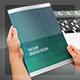 Ezamgre Corporate Bi-fold Brochure