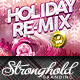 Holiday Re-mix Flyer Template