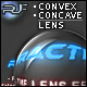 Refraction Effect (Convex or Concave Glass Lens)  - ActiveDen Item for Sale