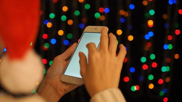 Use Smartphone Christmas