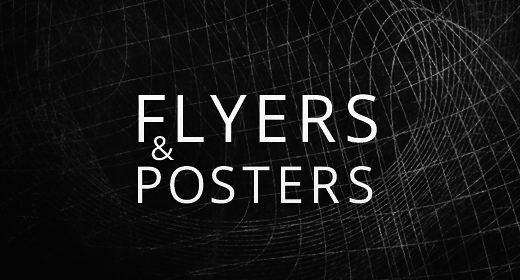 flyers posters