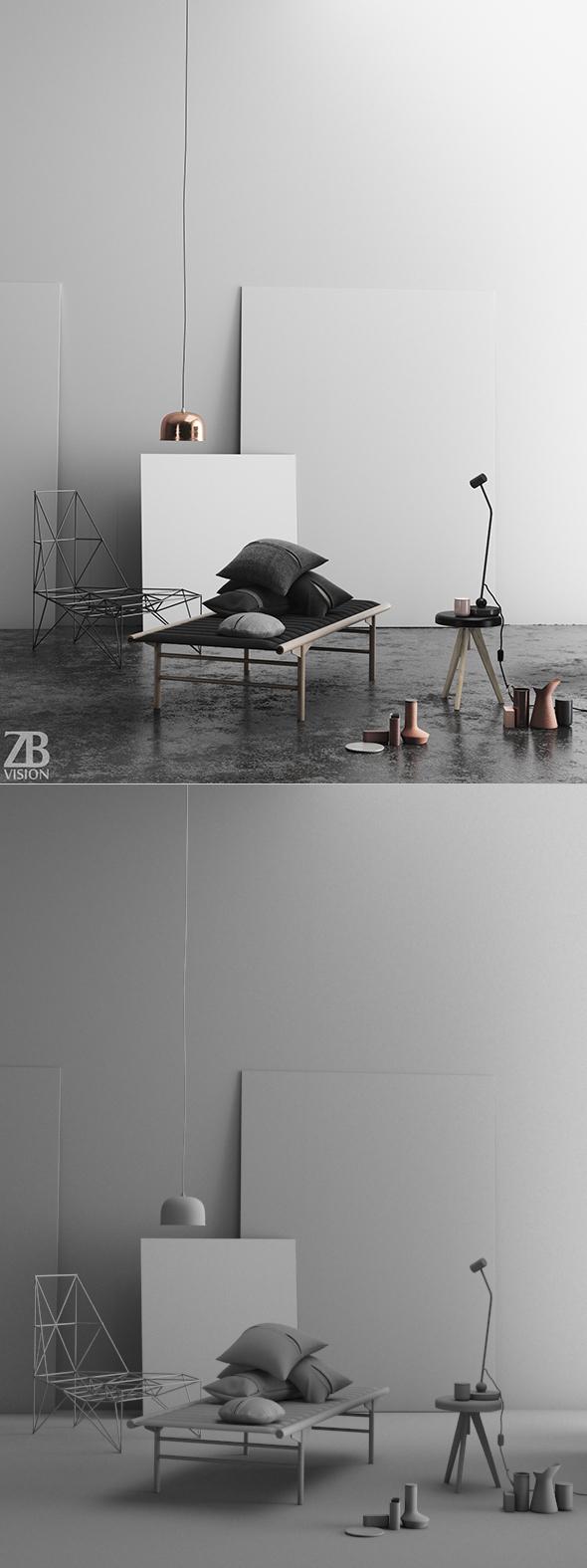 Render Studio - 3DOcean Item for Sale