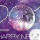 Flyer New Year Night Party