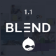 Blend - Multi-Purpose eCommerce Drupal Theme - ThemeForest Item for Sale