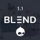 Blend - Multi-Purpose eCommerce Drupal Theme - ThemeForest Item for Sale