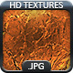 Orange Foil Tileable Textures Pack v.1